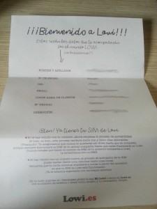 Carta alta Lowi