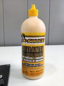 X-sauce tubeless