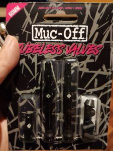 Muc-Off valvulas para tubeless