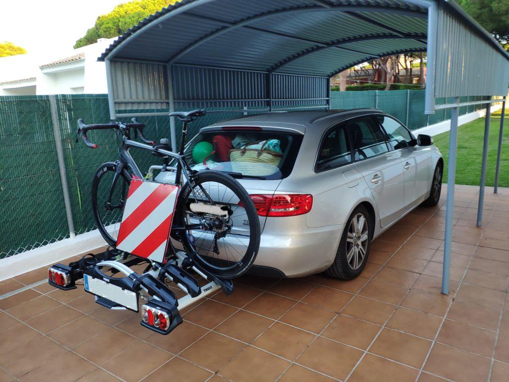 thule bola bicicleta